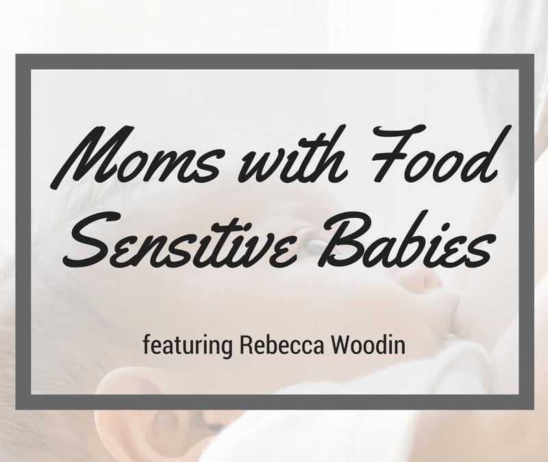 Mama Spotlight Rebecca Woodin
