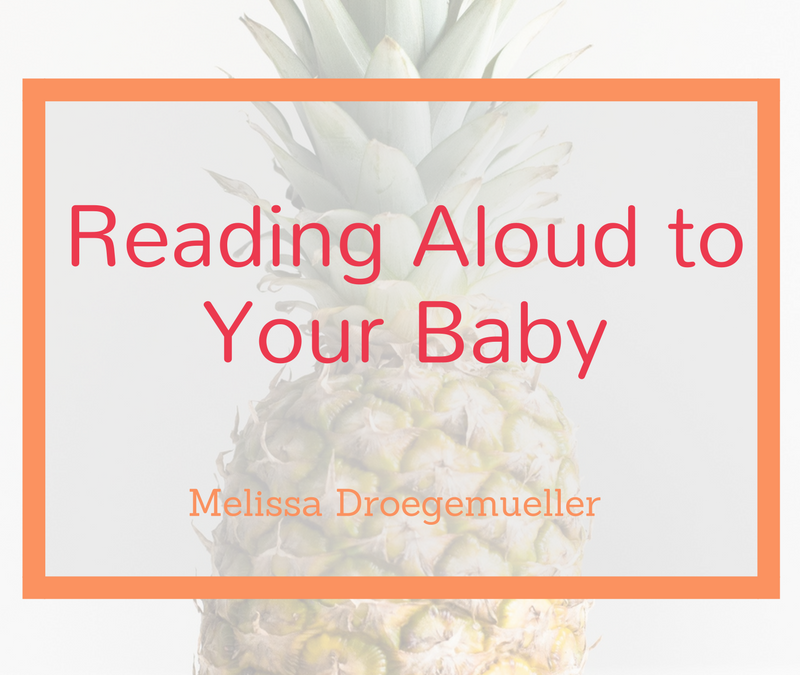 Reading Aloud to Your Baby